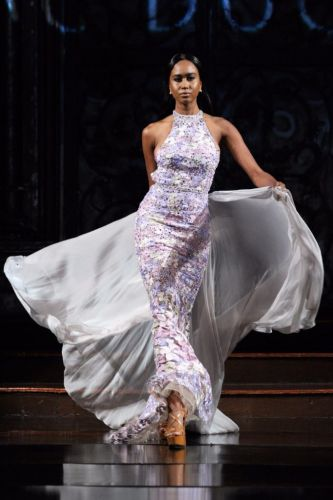 Mac Duggal Spring 2018: New York Fashion Week