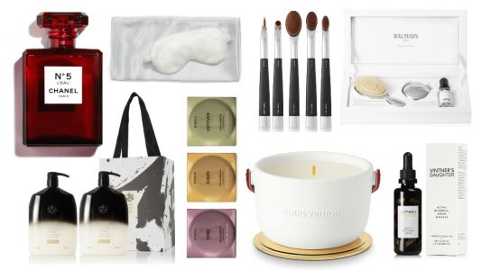 17 Extra-Fancy Beauty Gifts to Lust After This Season