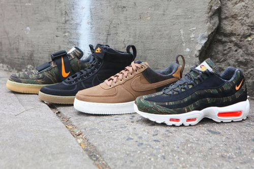 Take Another Look at the Carhartt WIP x Nike Collection