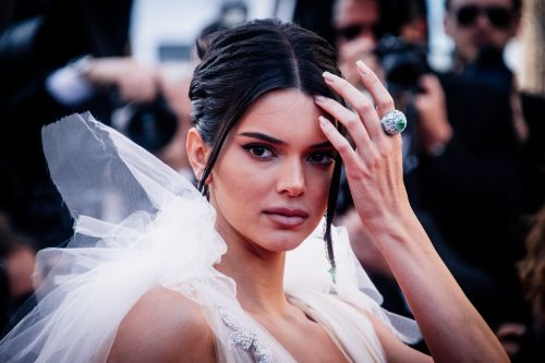 Kendall Jenner Was Allegedly Late to Cannes Fashion Show After Fender Bender
