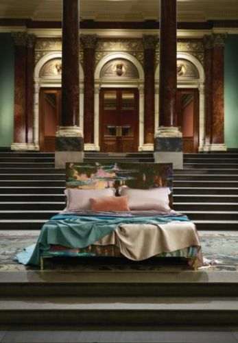 Sleeping Beauty: Savoir Partners with London's National Gallery