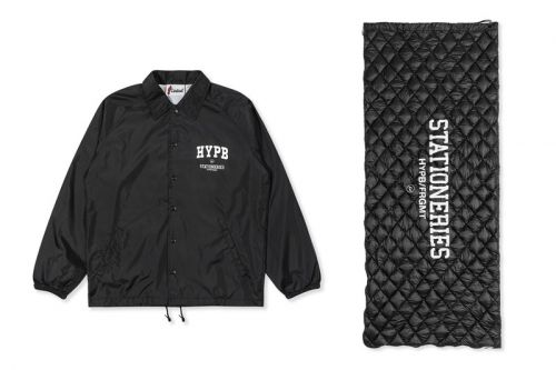 Fragment design and HYPEBEAST Link for a Collection of Everyday Essentials