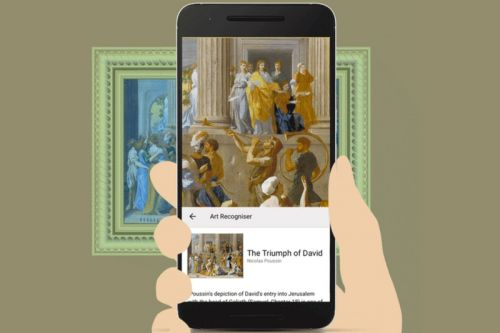 Google's Trending Arts & Culture Selfie Feature Is for U.S. Only