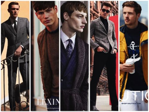 Take 5 Fall '17 Ads: Canali, Vince Camuto + More