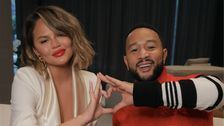 Chrissy Teigen And John Legend Share What Helps Them Through Dark Times