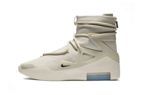 A Clean Look at the Nike Air Fear of God 1 in Bone/Black