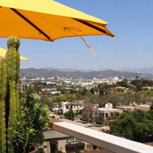 Best Rooftop Bars To Grab A Cocktail In Los Angeles