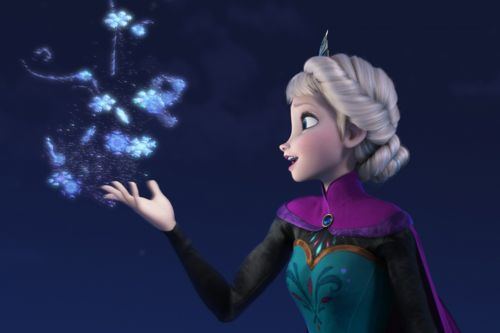 Bagels were the inspiration for a 'Frozen' song