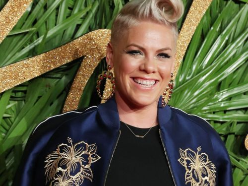 Pink's Daughter Is Already The Beauty Influencer We Need