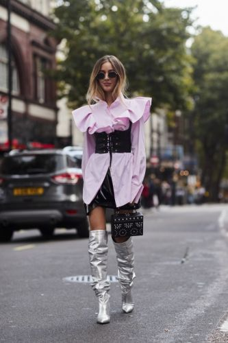Our Fave Street Style Moments from London Fashion Week SS18