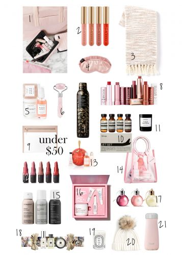 Holiday Gift Guide: Ideas $50 and Under