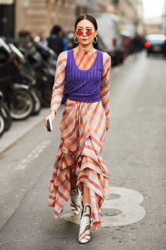 I Dare You Not to Fall in Love With This Spring Dress Trend