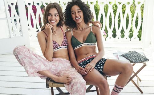 H&M elevates growing lingerie brand Loves Stories with new collection