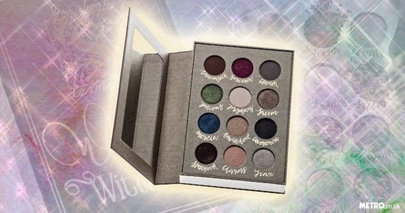 Storybook Cosmetics has released a Wizardry and Witchcraft eye shadow palette and it looks magical