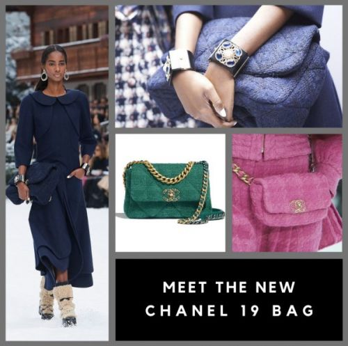 Meet the New CHANEL 19 Bag