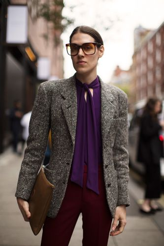 On the Street.Charing Cross Road, London