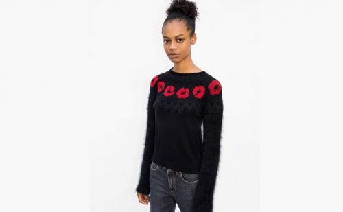 Late French designer Sonia Rykiel celebrated with limited edition sweater line