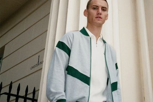 Figura's Debut Spring/Summer 2018 Collection Channels Pre-Digital Age Europe