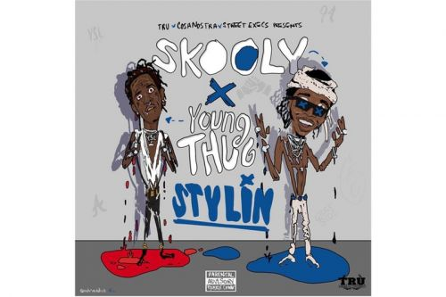 """Young Thug Links up With Skooly for """"Stylin"""""""