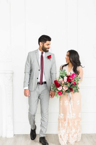 Anisah + Ridaa Toronto Engagement Session by Photography by Azra