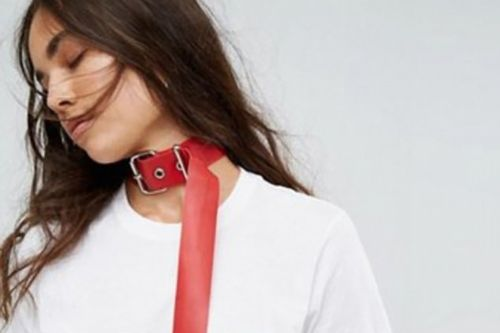 Store slammed for making 'suicide fashionable' with belt