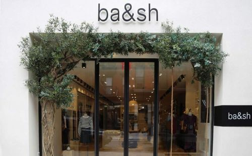French label Ba&sh allows customers to borrow clothes for free in New York store