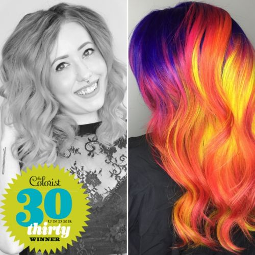 30 Under Thirty: Get to Know Colorist Taylor Rae