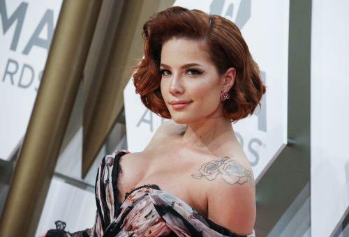 Halsey Reveals She's Pregnant With Baby No. 1: 'Surprise!'