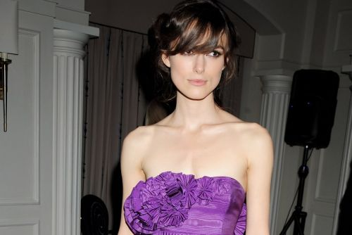 Great Outfits in Fashion History: Keira Knightley in Early Erdem