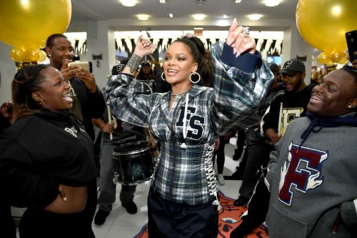 How Rihanna pulls off haute couture with her 'fluctuating' body type