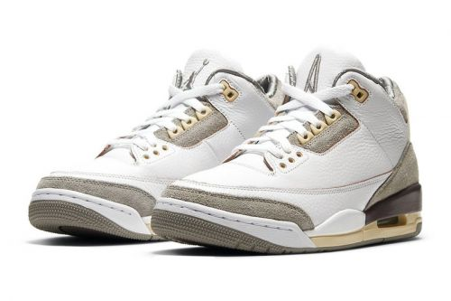 Take an Official Look at the A Ma Maniere x Air Jordan 3
