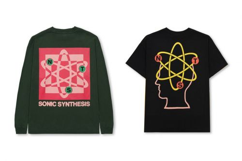 NTS and Brain Dead Reunite for Graphic-Heavy Capsule Collection