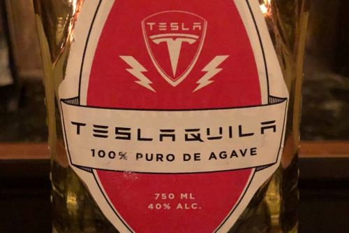 """Elon Musk Trademarks """"Teslaquila"""" for a Distilled Agave Liqour Drink"""