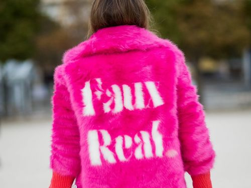 Faux Fur: Good For Ethics, Bad For The Environment?