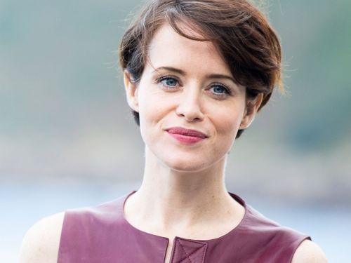 From Blonde To Jet Black, Claire Foy's Beauty Résumé Is Stellar