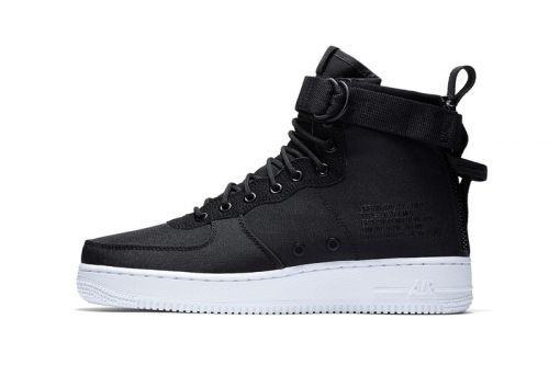 Nike Reveals the SF-AF1 Mid in Full Ballistic Nylon