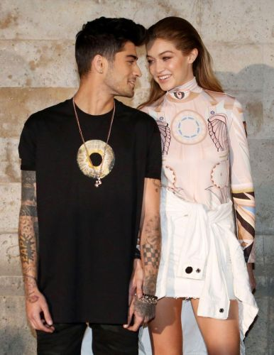 Gigi Hadid Posts Sweet Throwback Photo of 'Valentine' Zayn Malik and We're Legit Crying Right Now