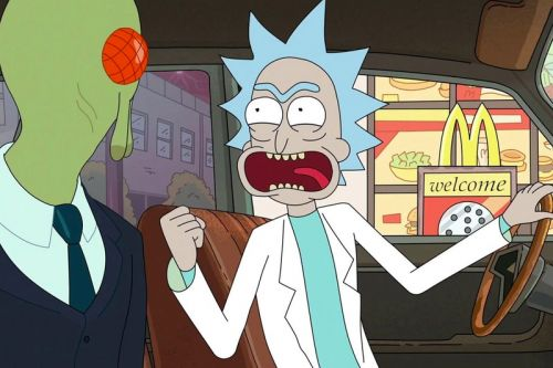McDonald's Is Officially Bringing Back 'Rick and Morty' Szechuan Sauce