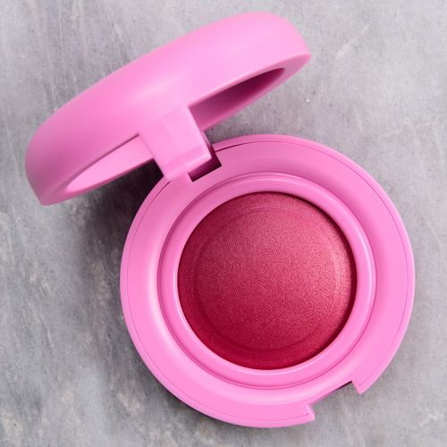 Kaja Beauty Spoils of Mars Mochi Pop Bouncy Blendable Blush Reviews & Swatches