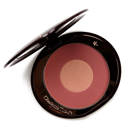 Charlotte Tilbury Walk of No Shame Cheek to Chic Blusher Review & Swatches