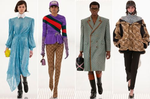 Gucci and Balenciaga just unveiled the biggest fashion mashup of 2021