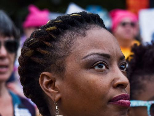 This Woman Is On The Frontline Of The Fight For Black Women's Rights