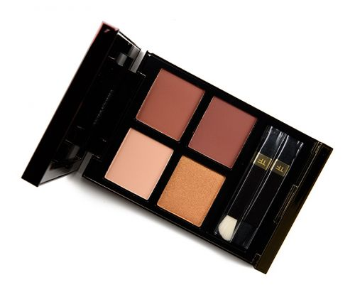 Tom Ford Desert Fox Eyeshadow Quad Review & Swatches