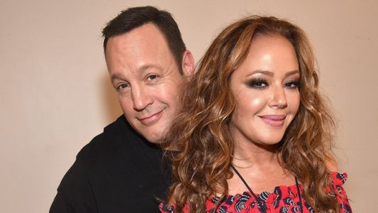 Leah Remini Claims She Was Pressured To Bring Kevin James Into Scientology