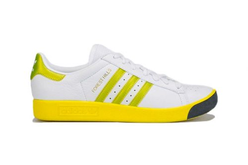 Adidas Originals Reissues the OG Forest Hills Model From the '70s