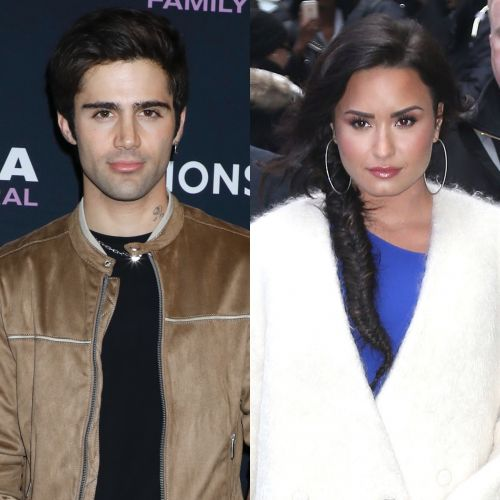 Max Ehrich Still Has 'Love' for Demi Lovato After Finding Out About Split Online: 'Let Us Heal'