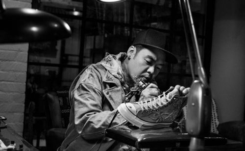 Converse x Dr. Woo launch exclusive collection