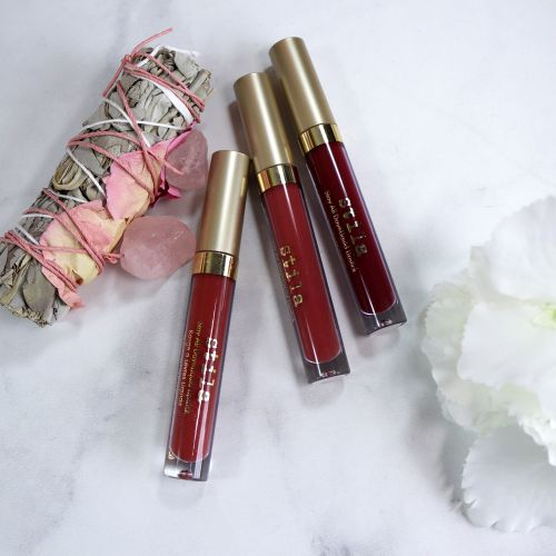 Stila Stay All Day - Bold Lipstick Shades for Fall
