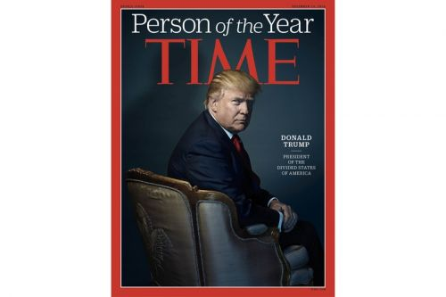"""'TIME' Claps Back At Donald Trump Over """"Person of the Year"""" Claims"""