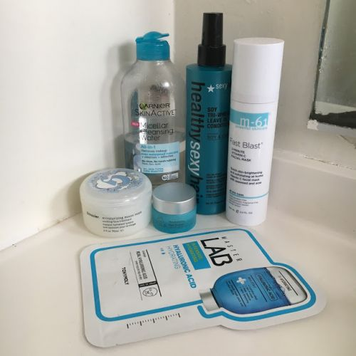 Even Beauty Routines Get the Blues: My Current One Does, Anyway